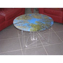 Table ronde - 830x830 mm